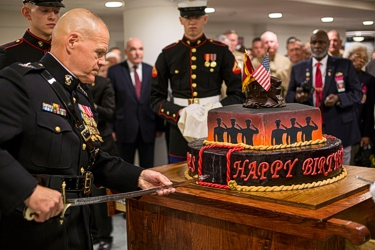 Happy birthday USMC: 244 Years